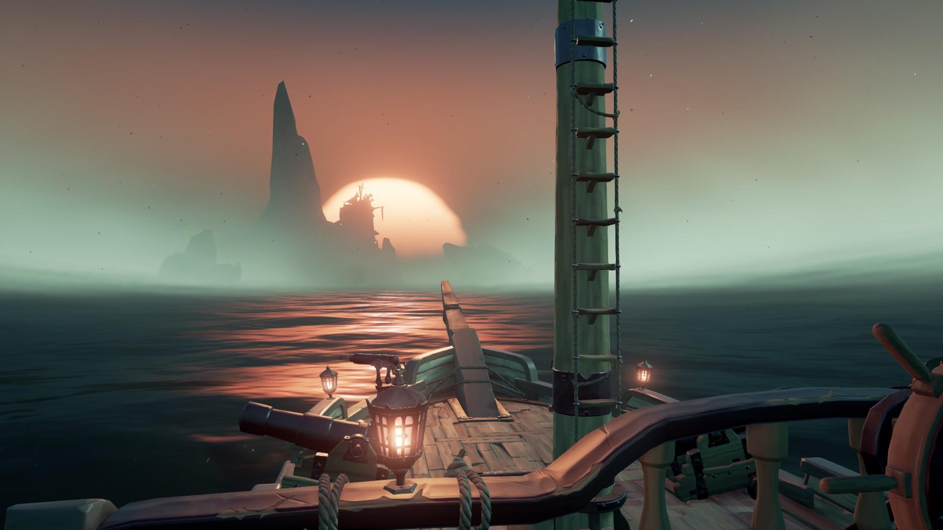 Vita da Pirata, ritorno al Sea of Thieves.