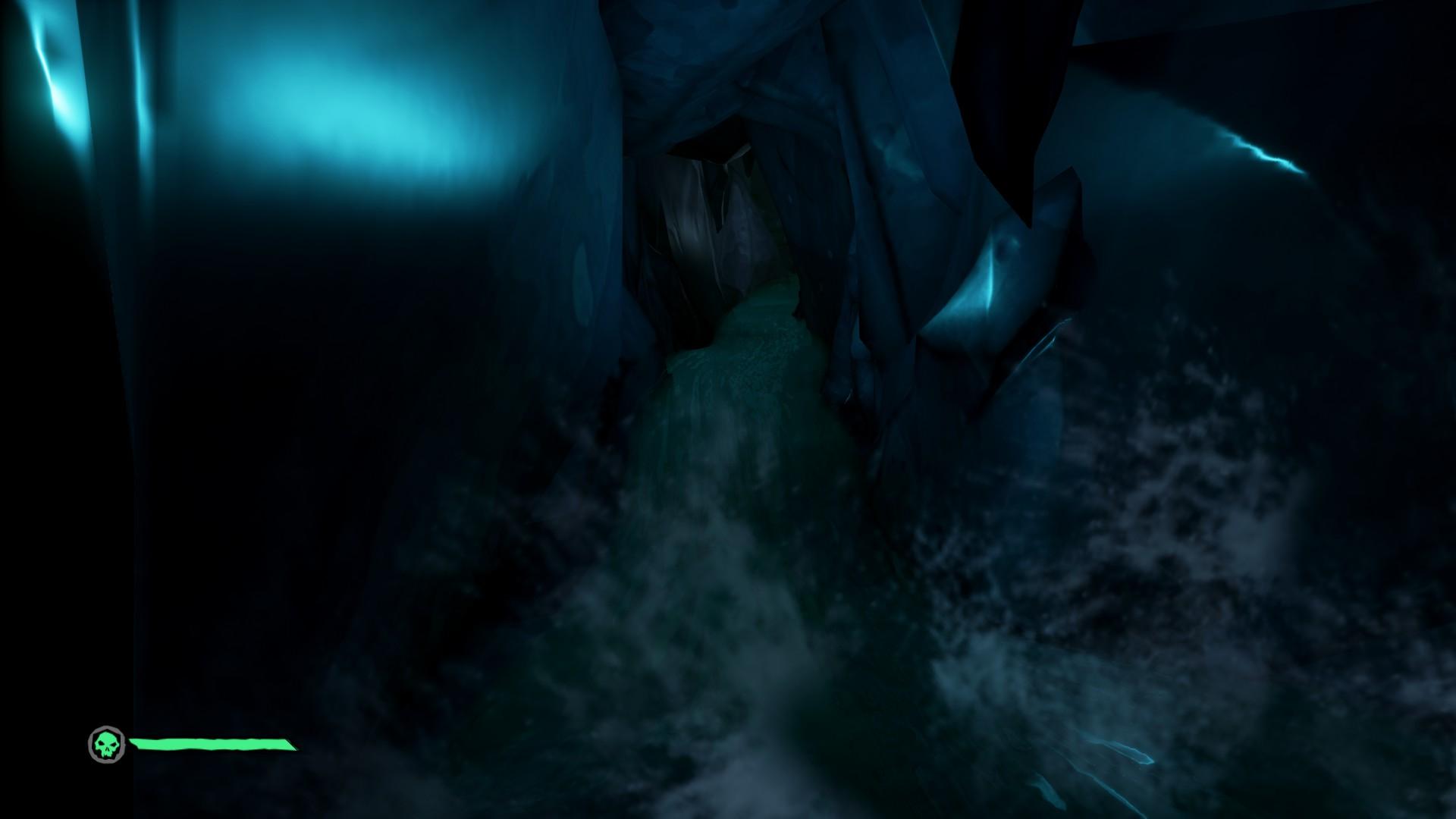 Vita da Pirata, il fiume sotterraneo.