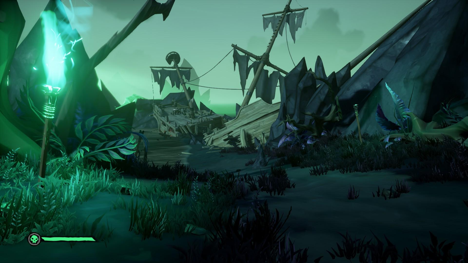 Vita da Pirata, il segreto di Sailor's Grave.