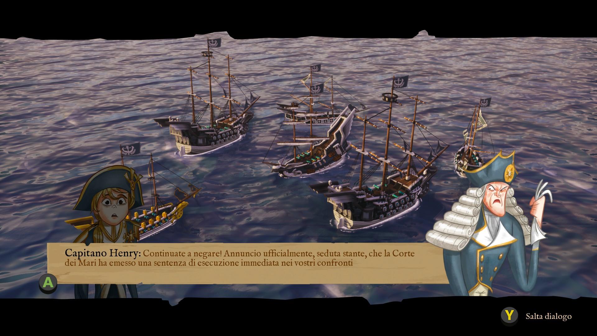 King of Seas, l'accusa di omicidio.