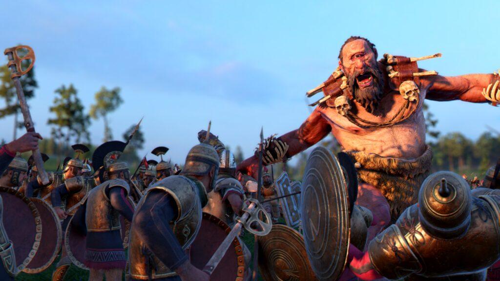 A Total War Saga Troy – MYTHOS ciclope