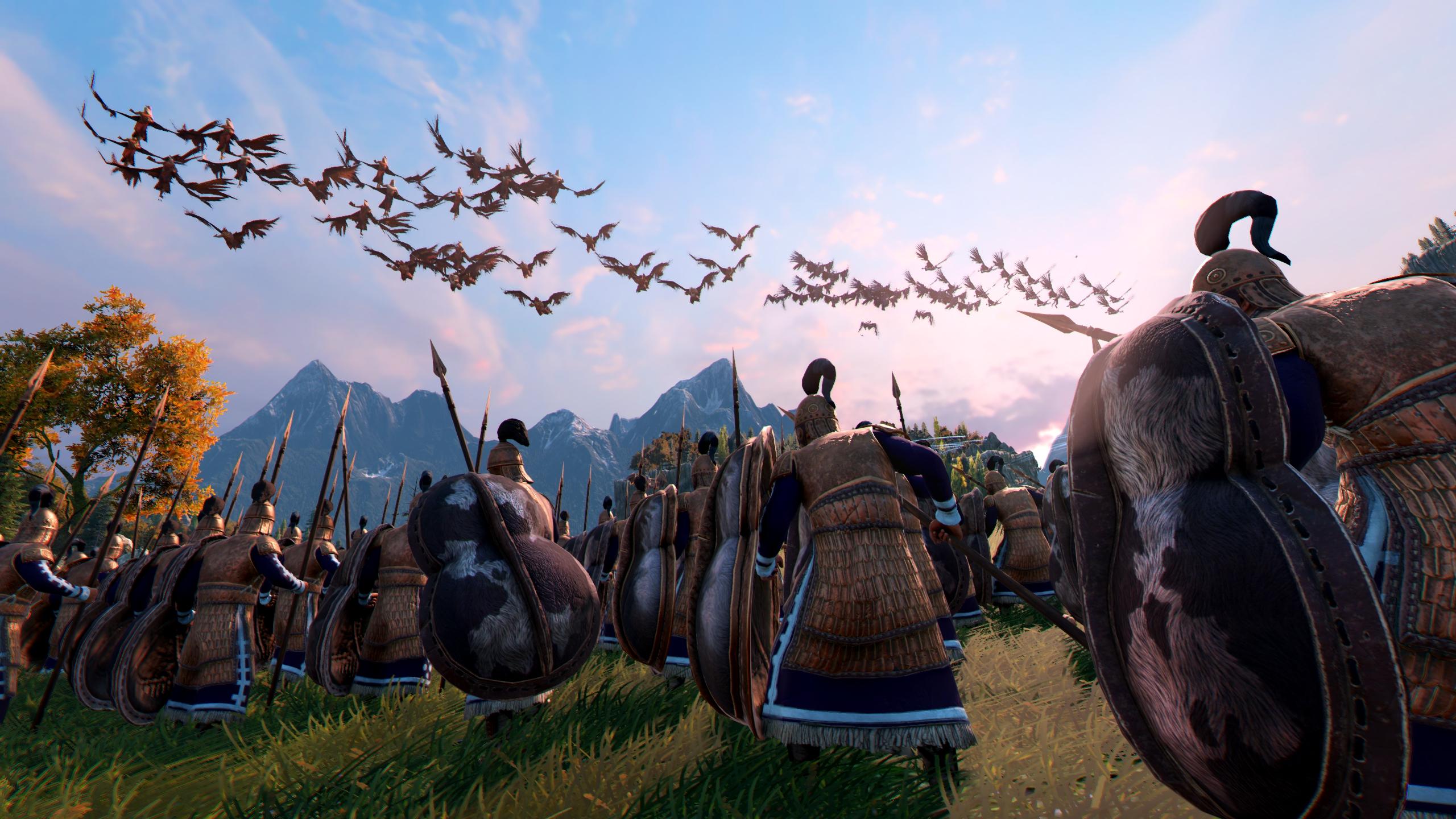 A Total War Saga Troy – MYTHOS arpie