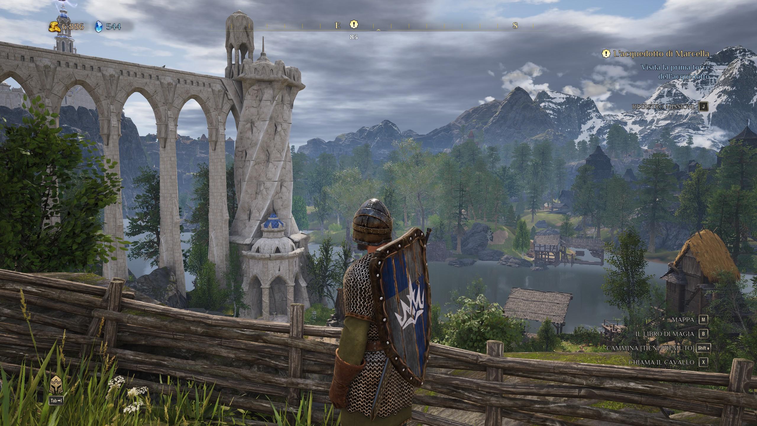 Kings Bounty II map