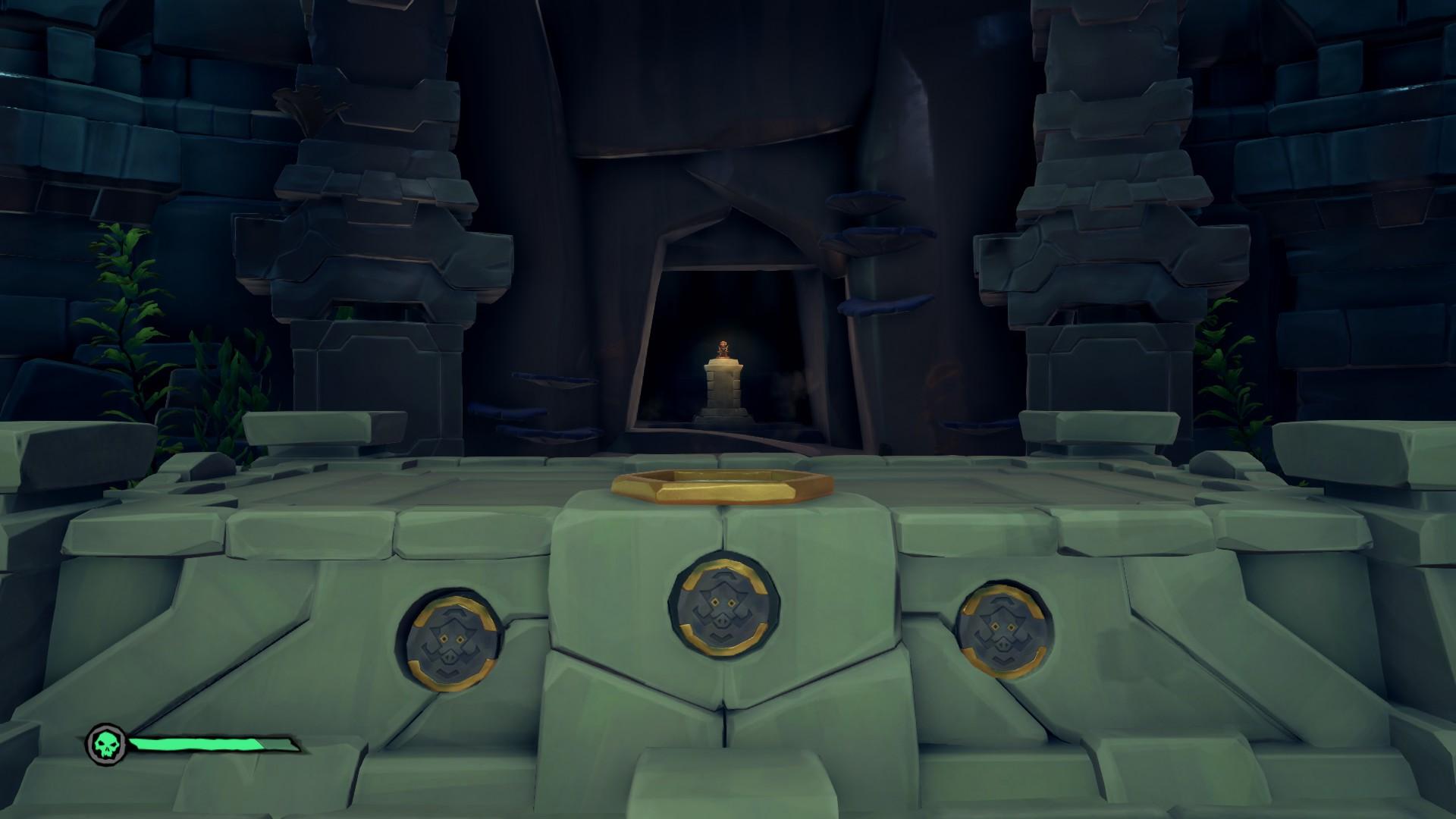 La Shroudbreaker, la comparsa del tesoro.