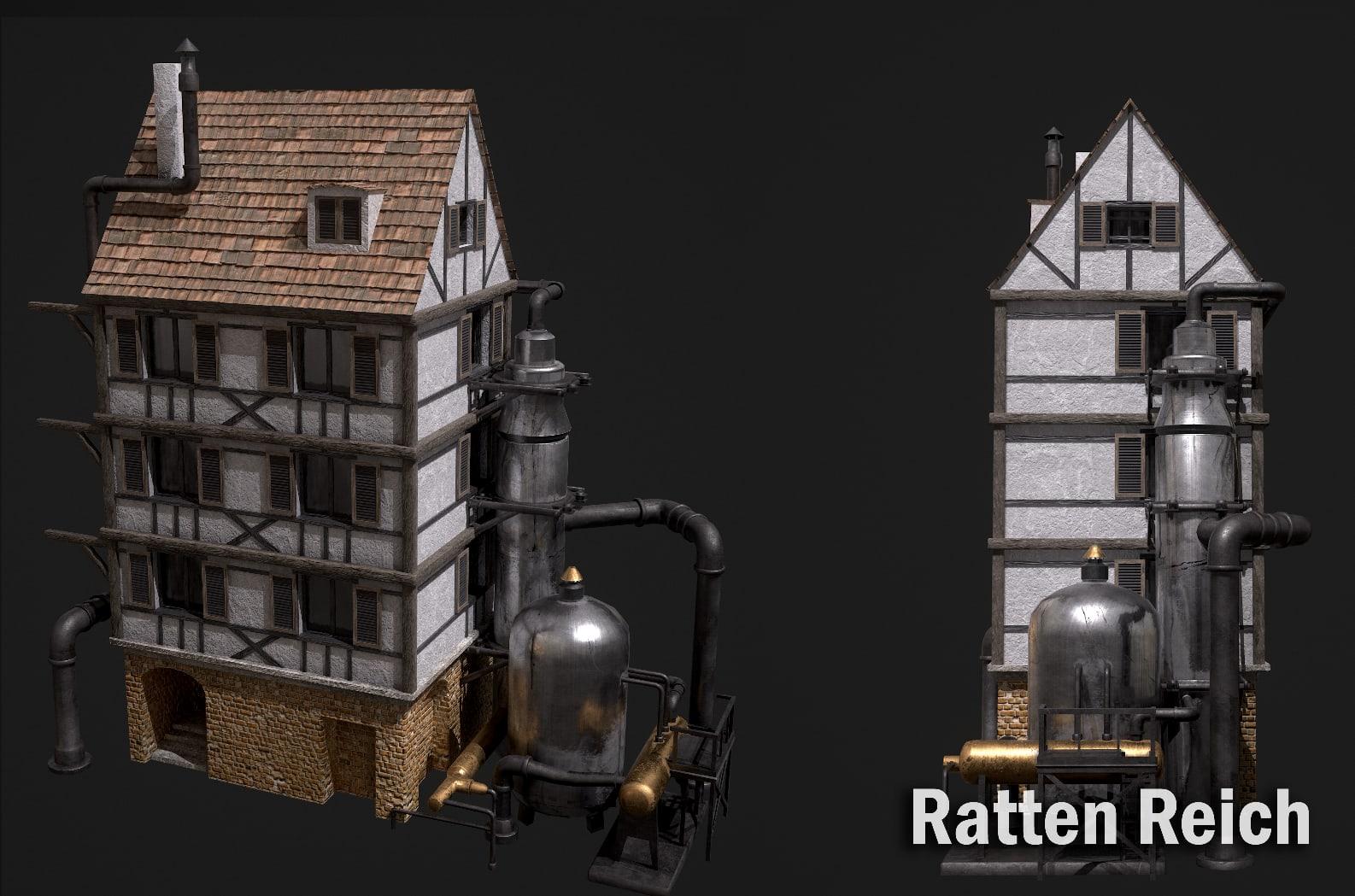 Ratten Reich building