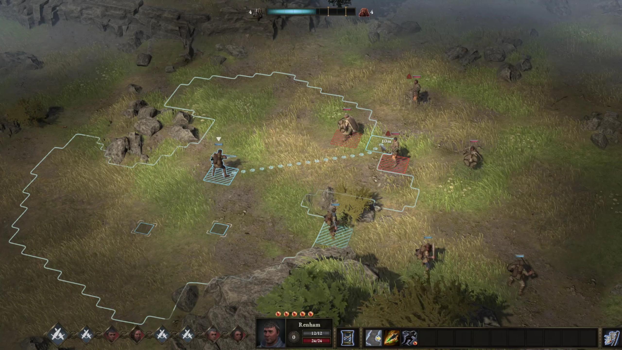 wartales combat